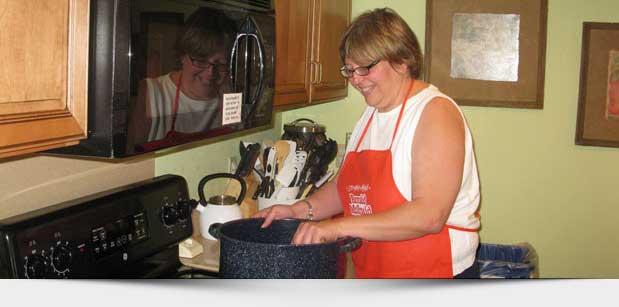 ronald mcdonald house volunteering