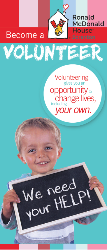 RMH Volunteer Flyer 2017
