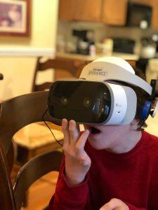 VR Headset RMH Scranton
