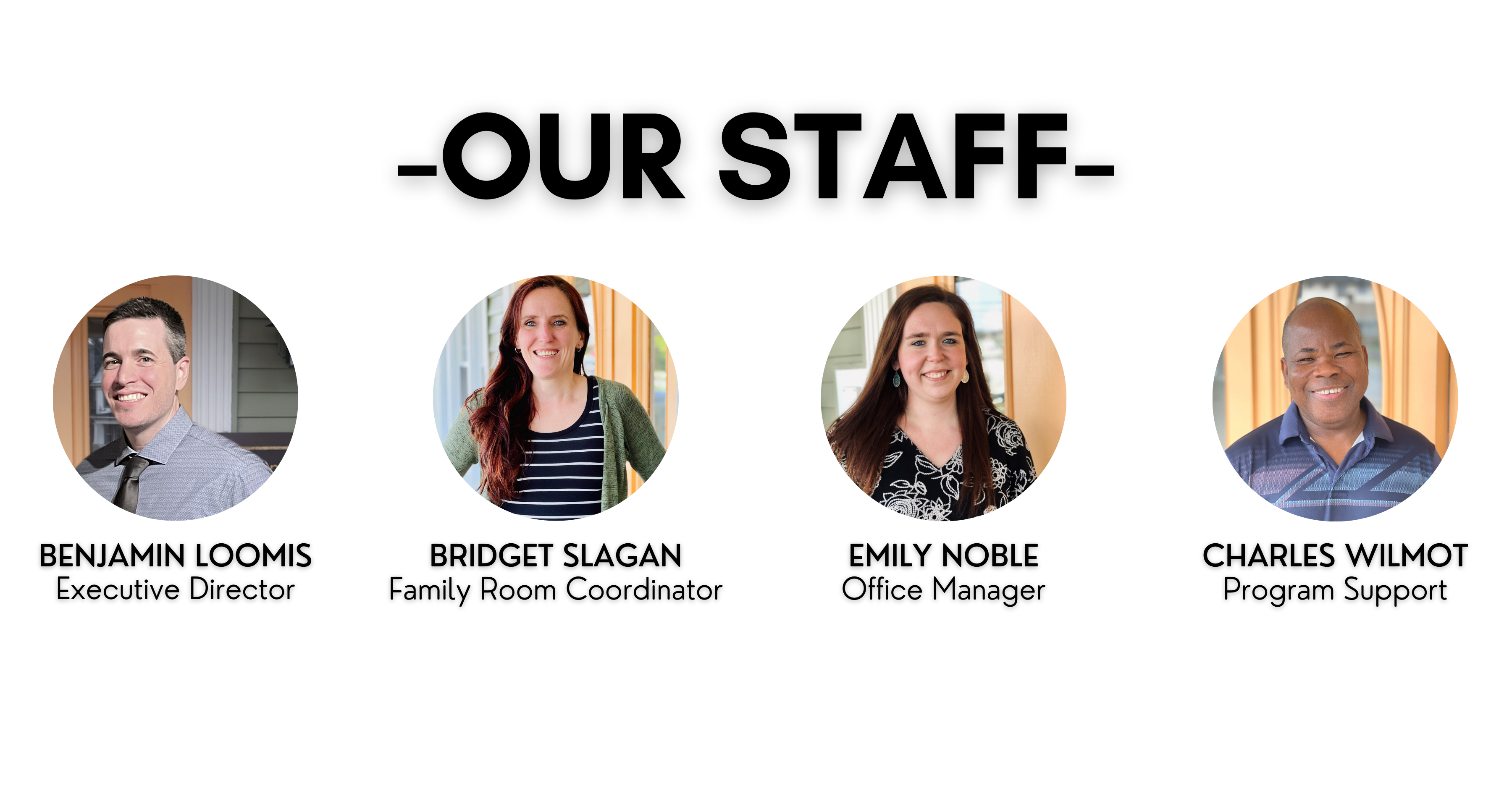 Photo of the staff